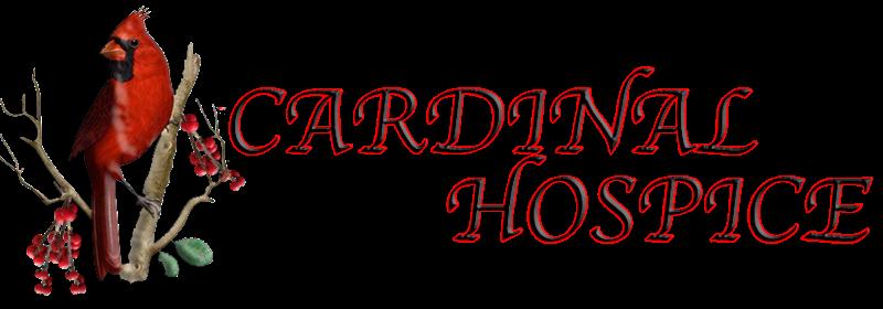 Cardinal Hospice Logo