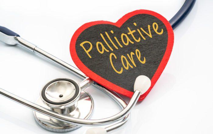 FAQ About Palliative Care logo